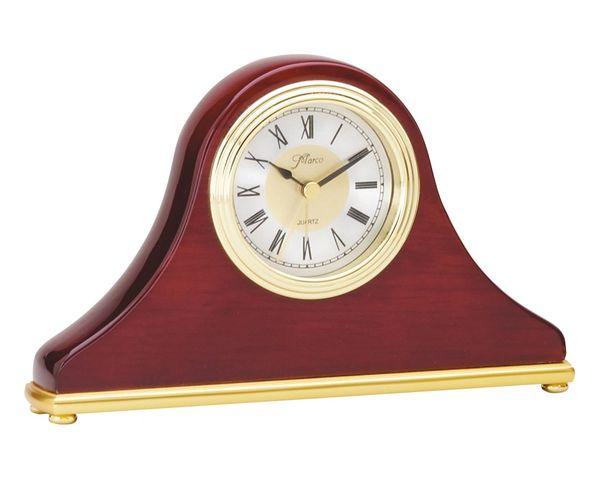 ROSEWOOD MANTEL CLOCK - Q004