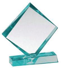 CP27M-BL - DIAMOND LUCITE ACRYLIC AWARDS
