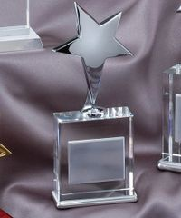 CRY776 - STAR CRYSTAL - CRYSTAL AWARDS