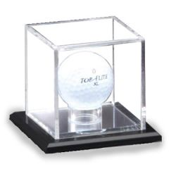 GOLF BALL CASE - DISPLAY CASE