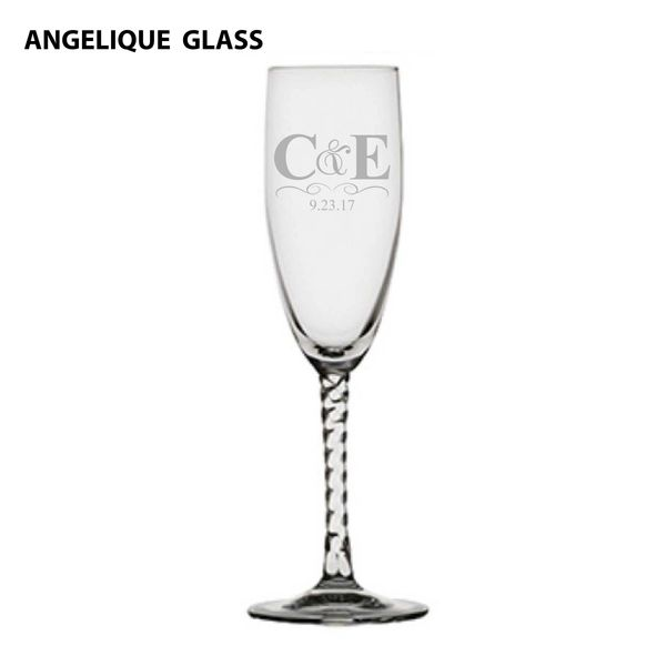 GLASS - CHAMPAGNE GLASS (STORE PICK-UP ONLY)