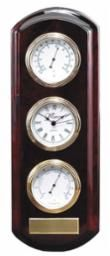 ROSEWOOD WALL CLOCK - Q055