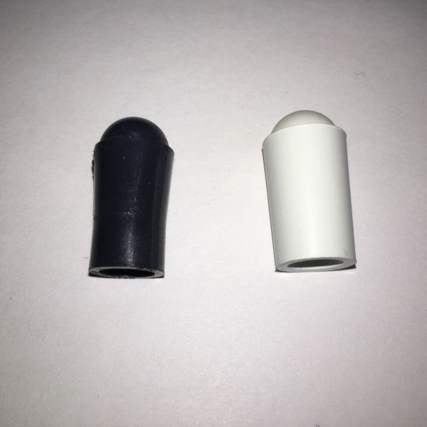 Shooter Tip - Black or White - Choose Colour