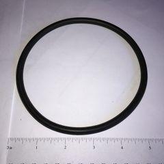 "Black Rubber Ring 4-1/2"""