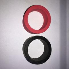 "Small 1"" x 1/2"" Flipper Rubber"