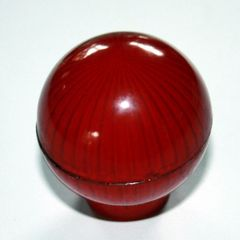 03-9441-9 Scared Stiff Lamp Globe - Red or Purple