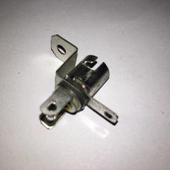 077-5008-00 Lamp Socket 3-tab Short Mounting Bracket