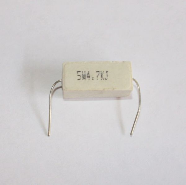 5W Ceramic Power Resistor WPC Display Driver