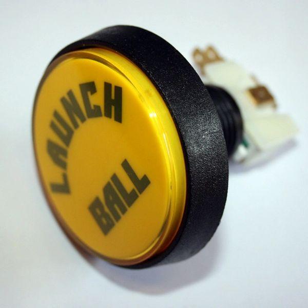 20-9663-B-2 Launch Ball Yellow Pushbutton