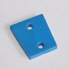 626-5067-00 Rubber Bumper Blue