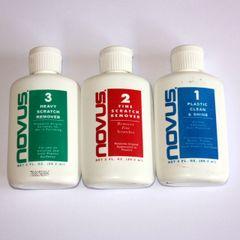 Novus 1,2,3 - 2oz Bottle of Each