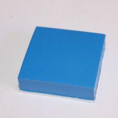 23-6629 Square Blue Pad