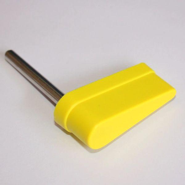 515-7191-06 Data East/Sega/Stern Yellow Mini Flipper Bat