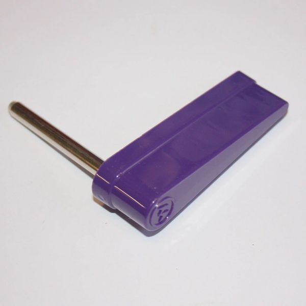 20-10110-3Flipper Bat - Violet \ Purple with Williams Logo