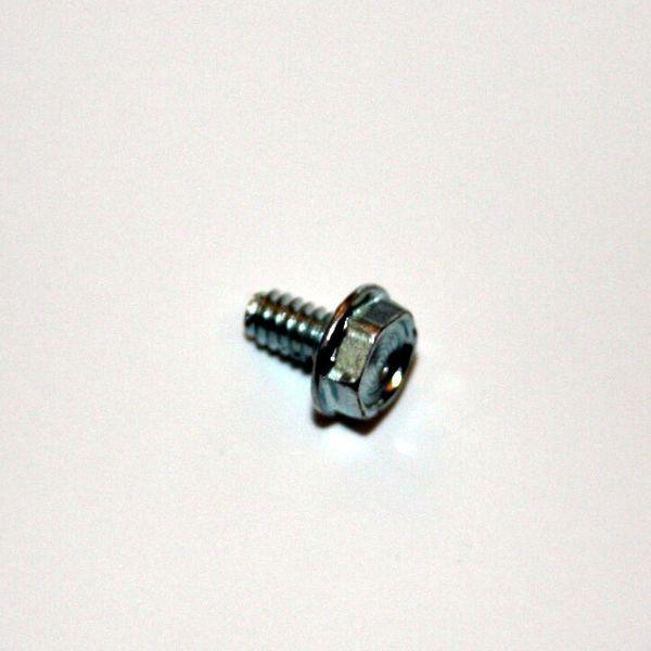 "4006-01113-04 Machine screw #6-32 x 1/4"" pl-hwh hex head"