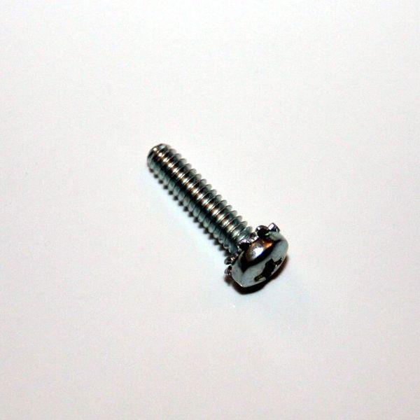 """Machine Screw 4-40 x 1/2"""" p-ph-s washer 4004-01003-08"""