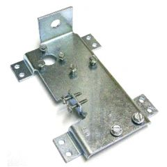 515-6617-01Stern Flipper Base Plate Left