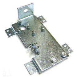 515-6617-01Stern Flipper Base Plate Left