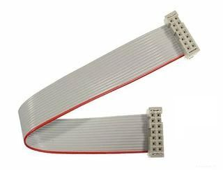 "036-5260-00 Ribbon Cable 14 Pin 6"" Sega/Stern DMD to Controller"