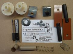 Flipper Rebuild Mini Kit Bally2/75 - 5/75 Air Aces - Wizard BFLIP02M