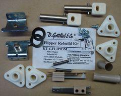 Flipper Rebuild Mini Kit - Cleo-BigHse GFLIP03M