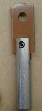 1A2847-A plunger and link. Williams up to 10/61 Reserve W02