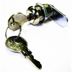 "Coin Door Lock Single Bitted 7/8"" Keyed Alike ""700"""
