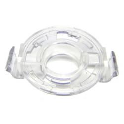 03-8172-13 Dome Receptacle Base Clear