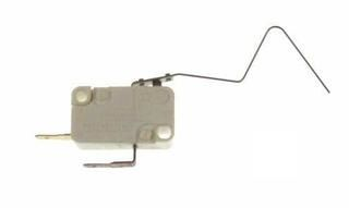 5647-12133-02 Large Microswitch with WIreform F-14 Tomcat Ramp Entrance
