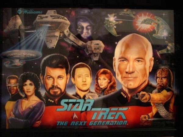 Ring Kit Star Trek The Next Generation STTNG