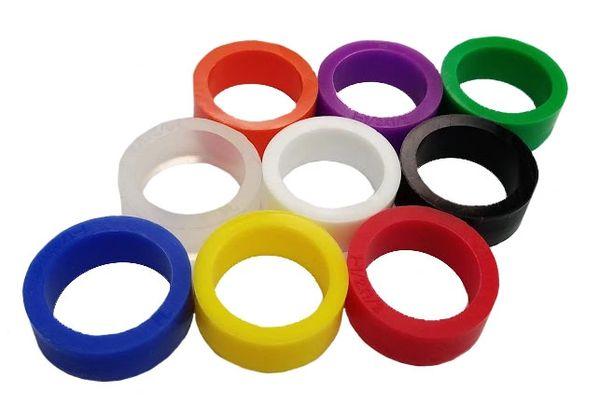 PerfectPlay™ MINI Flipper Silicone Flipper Rings