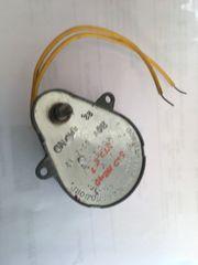 24V Bowman Motor marked 22RPM ND 24V 60Hz