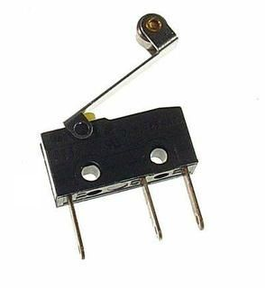 5647-12693-52 Microswitch Cherry With Roller Forward Mounted