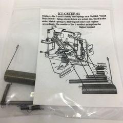 Spring Kit Gottlieb Small Step Switch KT-GSTEP-01