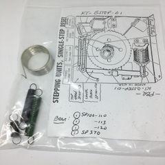 Spring Kit Bally Stepper Single Step Reset KT-BSTEP-01