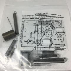Spring Kit Williams 50 Step Resetting WSTEP-01
