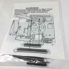 Spring Kit Williams 50 Step Non Resetting WSTEP-02
