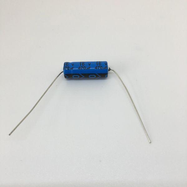 Axial Capacitor 470uF 16V