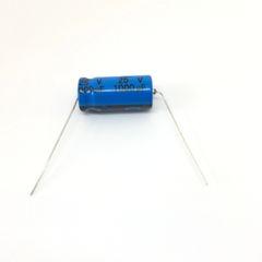 Axial Capacitor 1000uF 25V