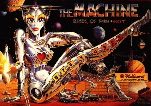 Ring Kit for Bride of Pinbot