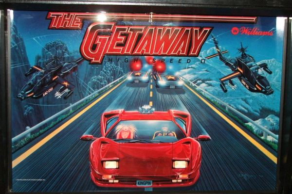Ring Kit - High Speed II The Getaway