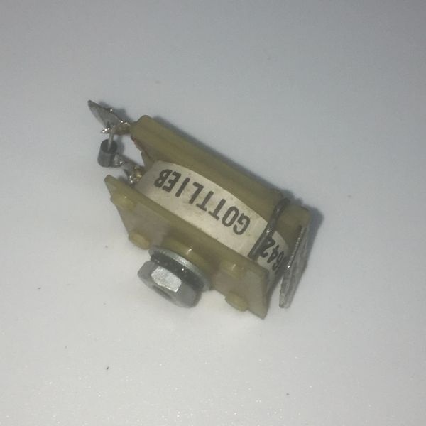 A-18642 Gottlieb target knockdown coil - USED