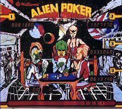 Ring Kit William Alien Poker