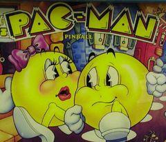 Ring Kit Bally Mr and Mrs Pacman ( MMP Pac-man )