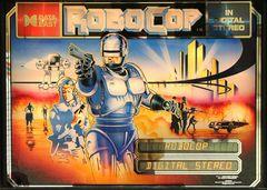 Ring Kit Data East Robocop