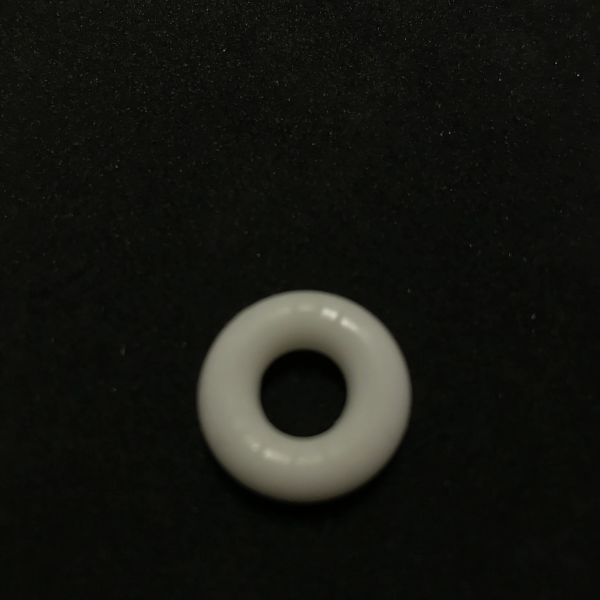 Premium Silicone White Ring 5/16""