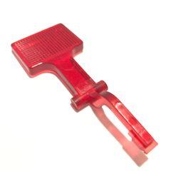 545-6228-02 Red Wide Modular Target Insert