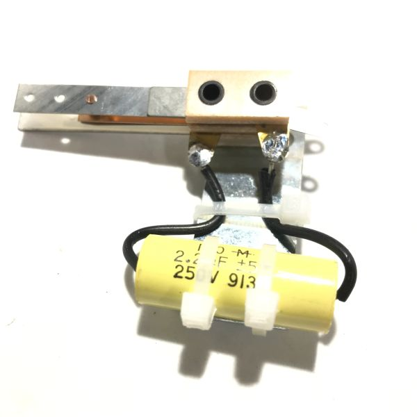 GTB-26438 - Gottlieb Flipper End of Stroke Switch Assembly with Capacitor - Right