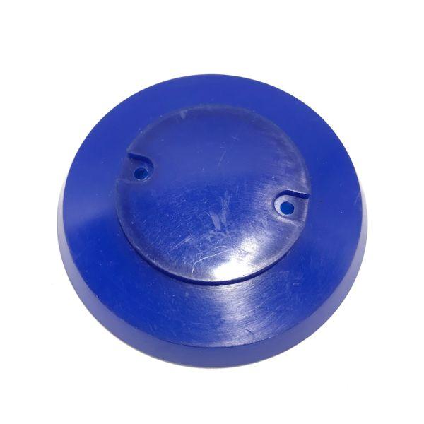03-7444-B Pop Bumper Cap Solid Blue.