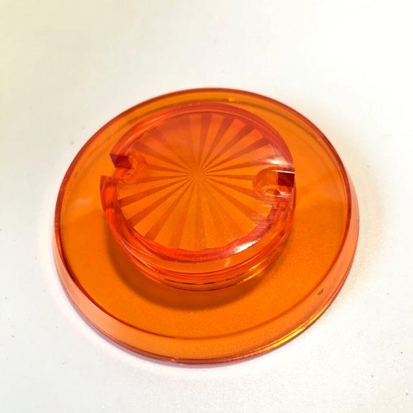 03-9007-12 Orange Starburst Bumper Cap